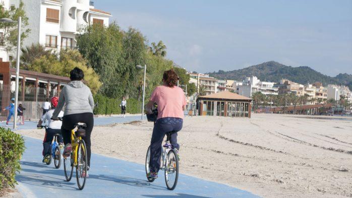 Hacer alguna actividad física, solo o en compañia