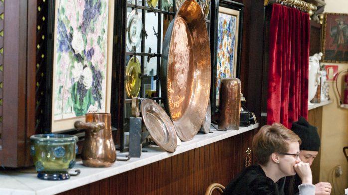 Can Joan de s'Aigo decoración